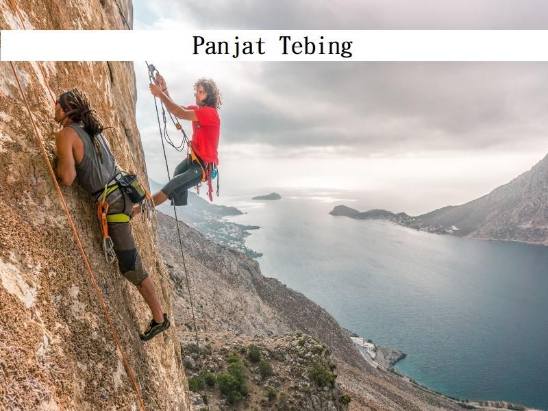 Panjat Tebing
