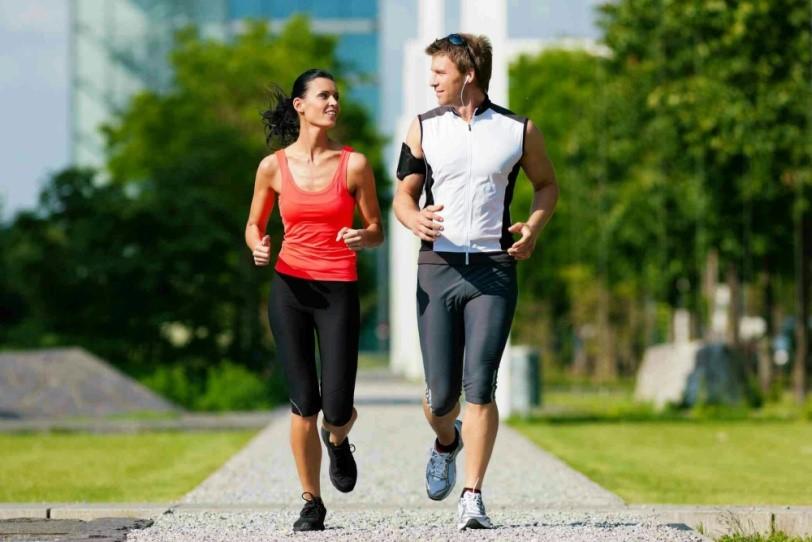 Peningkatan kinerja saat berolah raga